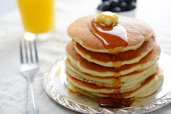 Pancake allo sciroppo d'acero © Fotolia