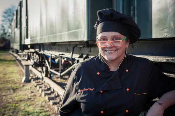 Chef Monica Sartori - Fonte: Ufficio stampa