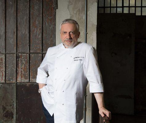 Lo chef Davide Scabin © Francesca Moscheni - Fonte: Identità Golose