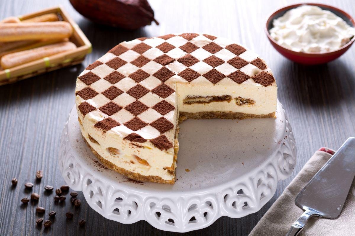 Ricetta cheesecake tiramisù la ricetta di giallozafferano