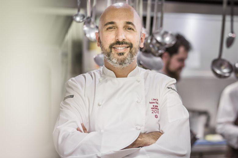Lo chef Andrea Ribaldone - Fonte: Ufficio stampa