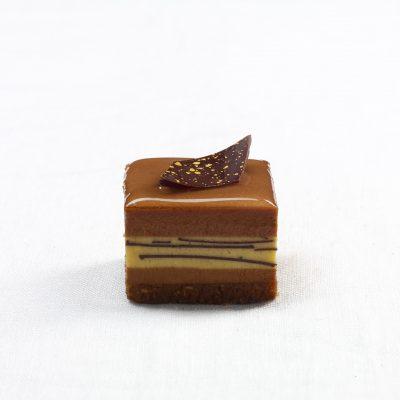 La sinfonia con nocciole e cioccolato senza farina bianca - Fonte: Ufficio stampa Martesana