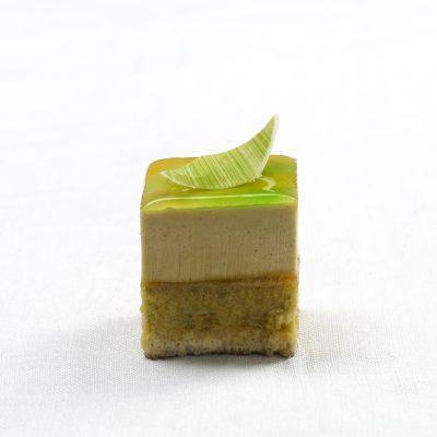 La duchessa al pistacchio senza farina bianca - Fonte: Ufficio stampa Martesana