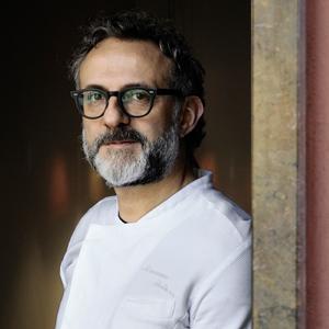 Massimo Bottura - Fonte: sito ufficiale 50 Best
