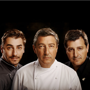 Joan, Jordi e Josep Roca - Fonte: sito ufficiale 50 Best