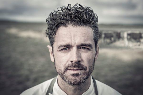 Lo chef Jock Zonfrillo - Fonte: Ufficio stampa Bulgari