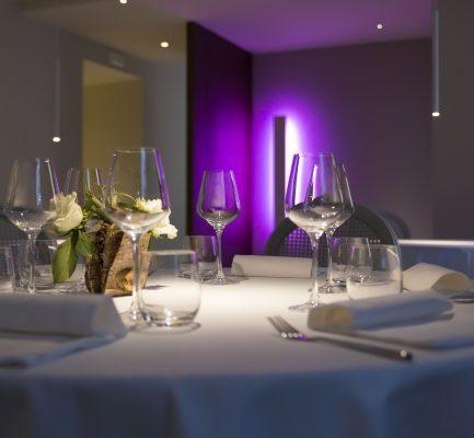 Il ristorante gourmet 1 stella Michelin di Andrea Ribaldone, I due buoi ad Alessandria - Fonte: Ufficio stampa