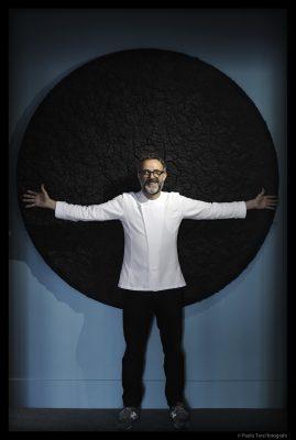Lo chef Massimo Bottura © Paolo Terzi