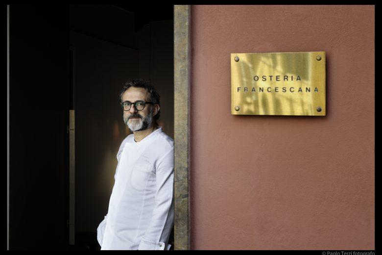 Lo chef Massimo Bottura © Paolo Terzi per Osteria Francescana