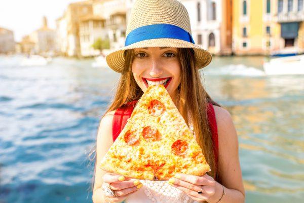 Il ricordo della pizza migliore della vita? A volte è legata a luoghi inusuali © Fotolia