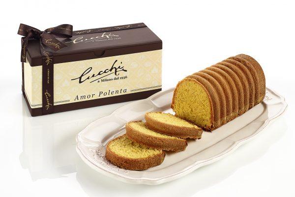 L'Amor polenta con farina di mais - Fonte: Ufficio stampa