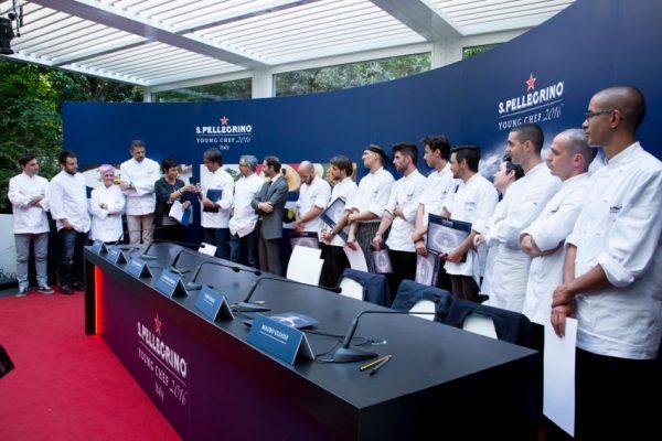 I partecipanti italiani del S. Pellegrino Young Chef © Pitsfoto.com