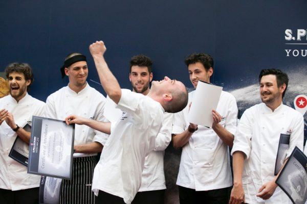 Il vincitore del S.Pellegrino Young Chef 2016 © Pitsfoto.com