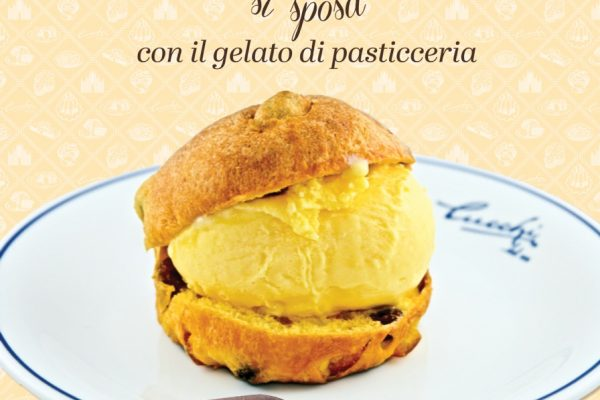 Il PanGelà, il panettone artigianale diventa estivo ripieno di gelato - Fonte: Ufficio stampa