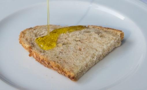 Pane e olio, due ricchezze italiane - Fonte: Ufficio stampa