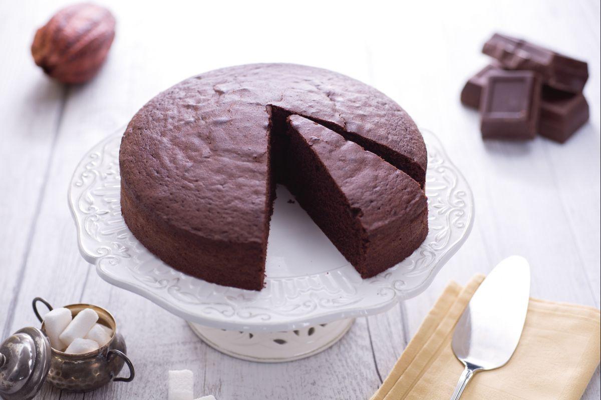 7b34888016 Ricetta Torta al cioccolato - La Ricetta di GialloZafferano