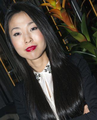Giulia Liu, di origini cinesi, è l'anima di Gong Oriental - Fonte: Ufficio stampa A+A