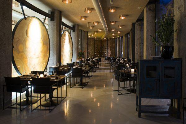 L'interno del ristorante - Fonte: Ufficio Stampa A+A
