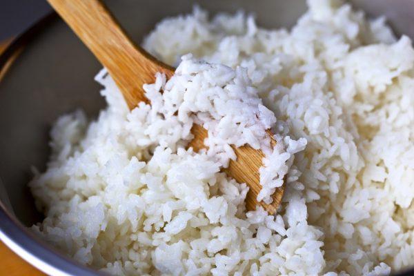 """Il riso glutinoso è molto ricco una volta cotto risulta """"colloso"""" © Fotolia"""