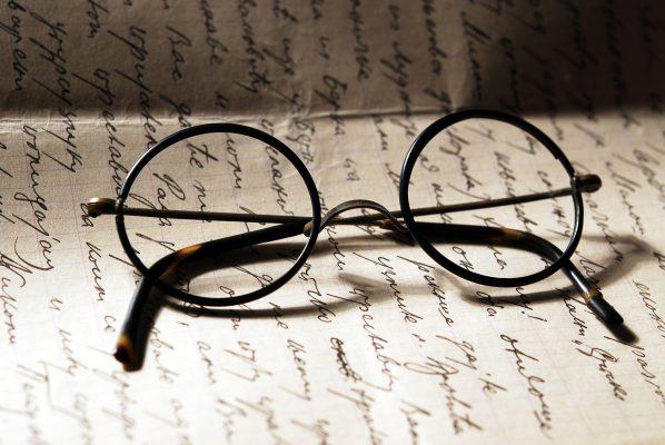 Gli occhiali di Harry Potter © Fotolia