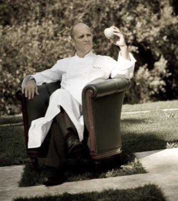 Lo chef 3 stelle Michelin Heinz Beck © Mauro Fiorese