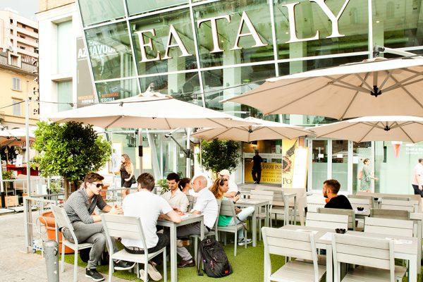 Il Dehor di Eataly Smeraldo a Milano © Eataly