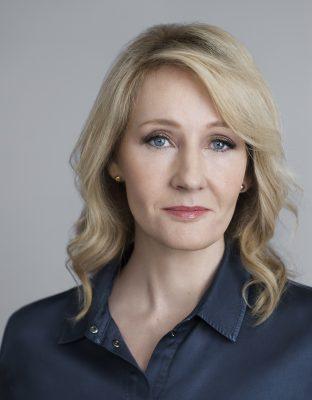 L'autrice di Harry Potter J.K.Rowling © Eataly