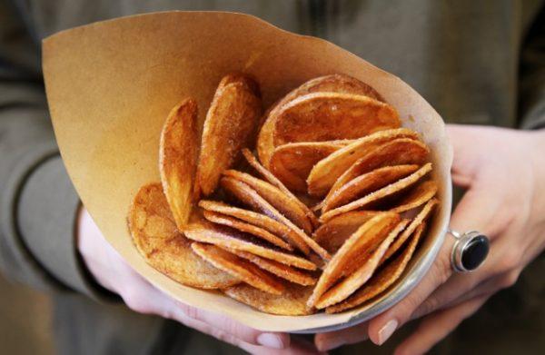 Le FUD Cips, le patatine artigianali made in Sicily © FUD Bottega Sicula