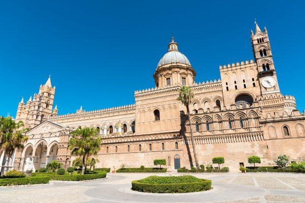 La stupenda Cattedrale di Palermo © Fotolia