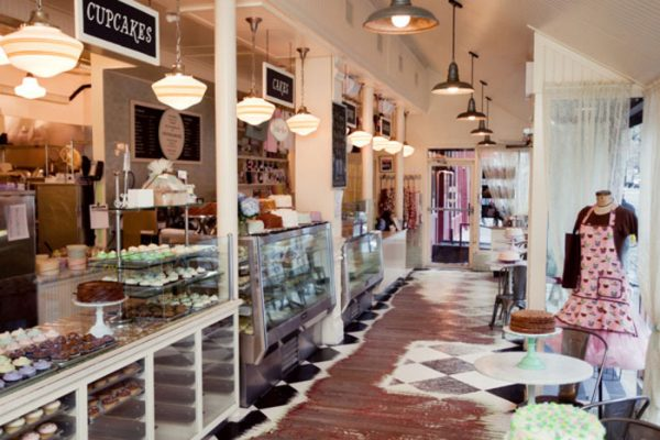Il punto vendita dell'Upper West Side a New York © Magnolia Bakery Instagram Official