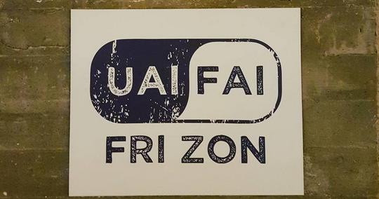 Da FUD il Wi fi diventa il Uai Fai...in inglese sicilianizzato! © FUD Bottega Sicula