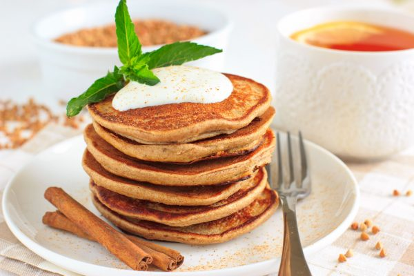 Pancake dolcificati con la Stevia © Fotolia