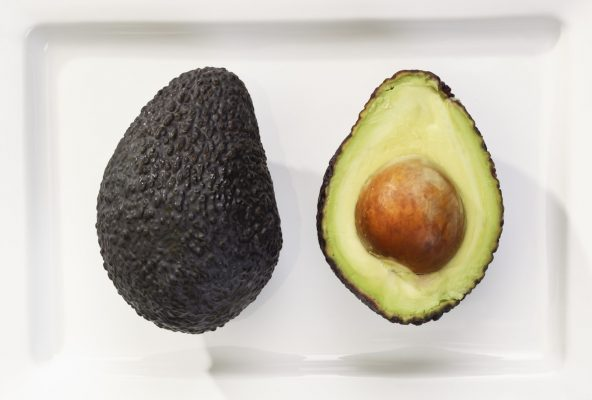Buccia nera? Allora è un avocado Hass © Fotolia