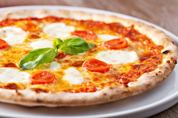 Pizza margherita © Fotolia