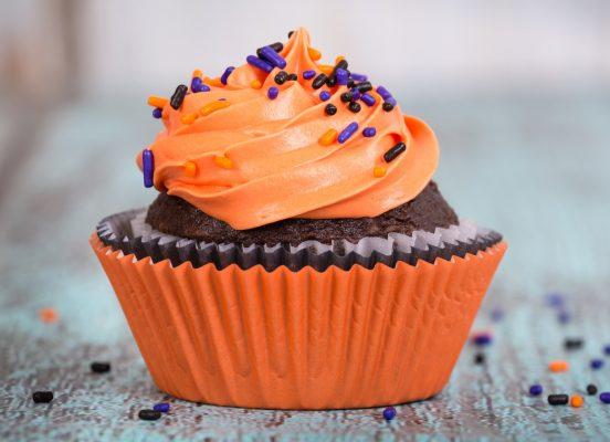 Cupcake di Halloween © Fotolia