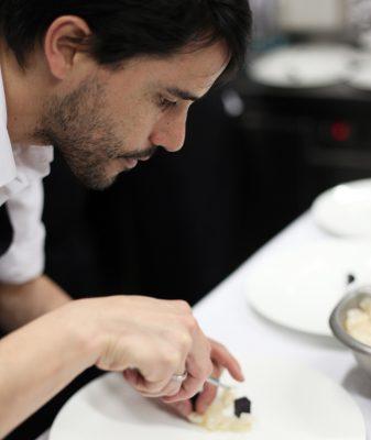 Lo chef Virgilio Martinez © Bulgari Hotel Milano