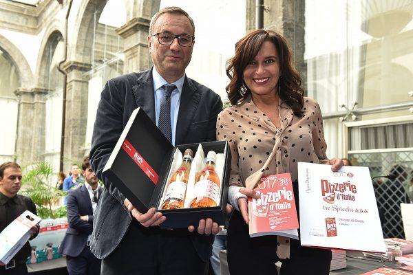 Marzia Buzzanca, la prima donna sul podio delle Pizzerie d'Italia © Francesco Vignali Photography Italy