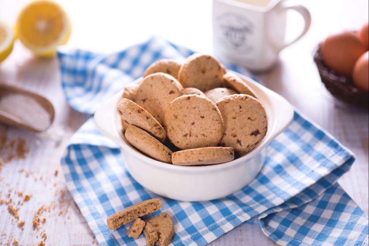 Ricetta Biscotti Integrali La Ricetta Di Giallozafferano