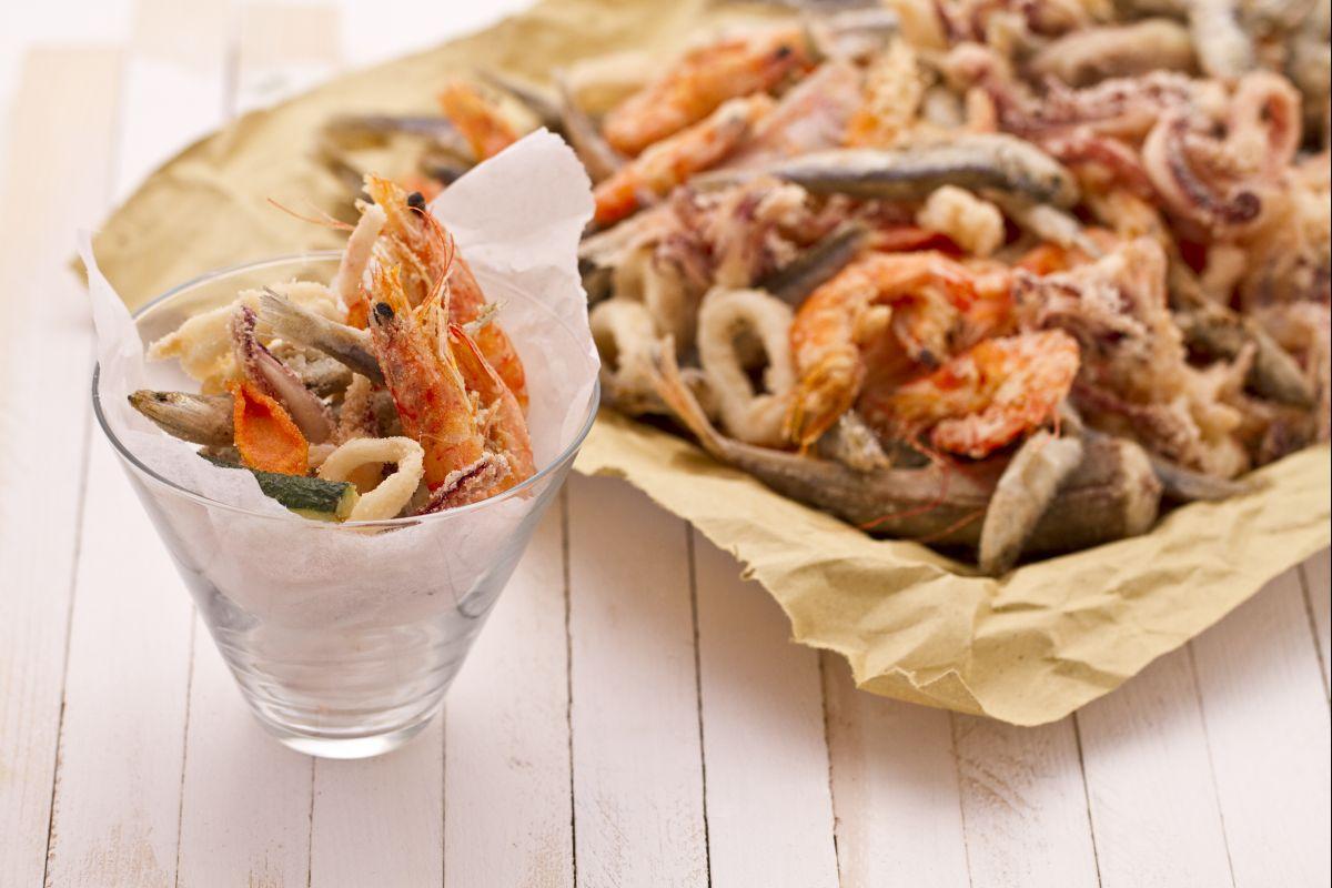 Pescaria Il Fast Food Di Pesce Dal Cuore Pugliese Magazine