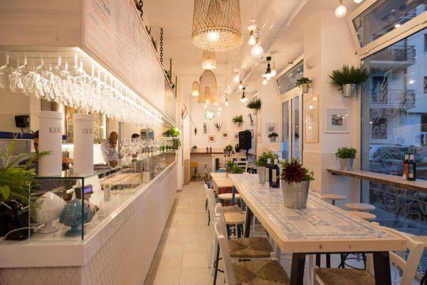 Pescaria il fast food di pesce dal cuore pugliese for Designer a milano