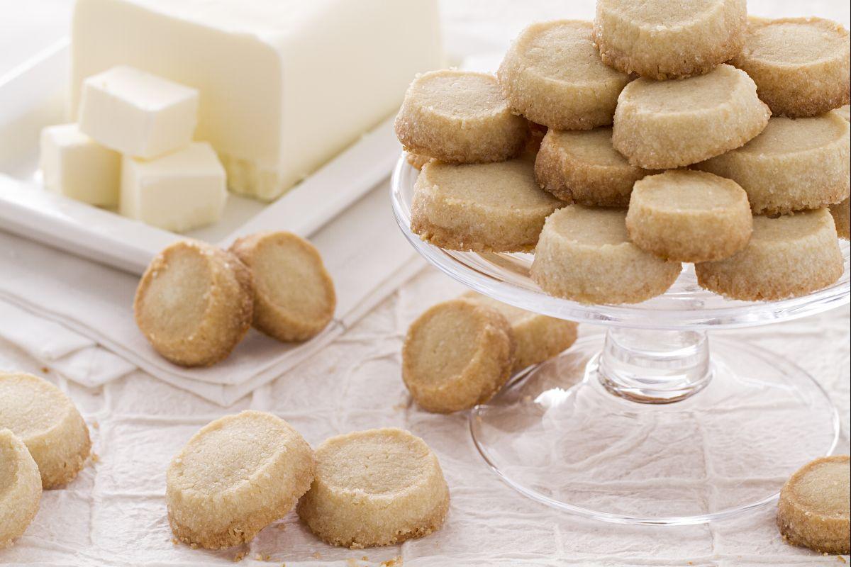 Ricetta Biscotti Sablés La Ricetta Di Giallozafferano
