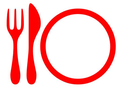 Il piatto è il nuovo simbolo della Guida Michelin 2017 © Michelin