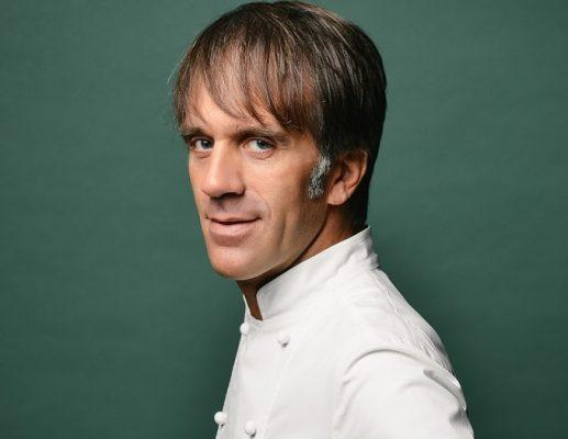 Lo chef Davide Oldani: il suo D'O è la novità dell'anno © Sabastiano Rossi