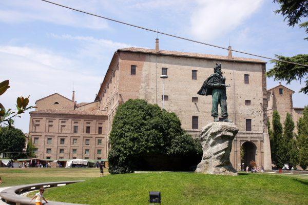 Il Palazzo della Pillota © Fotolia
