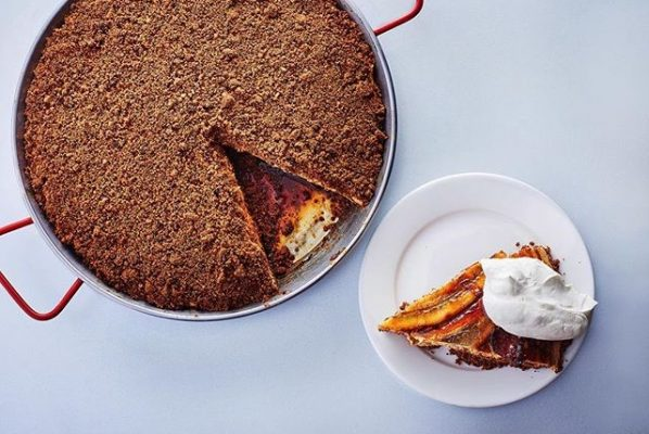 Banoffee Paella © Dominique Ansel Instagram