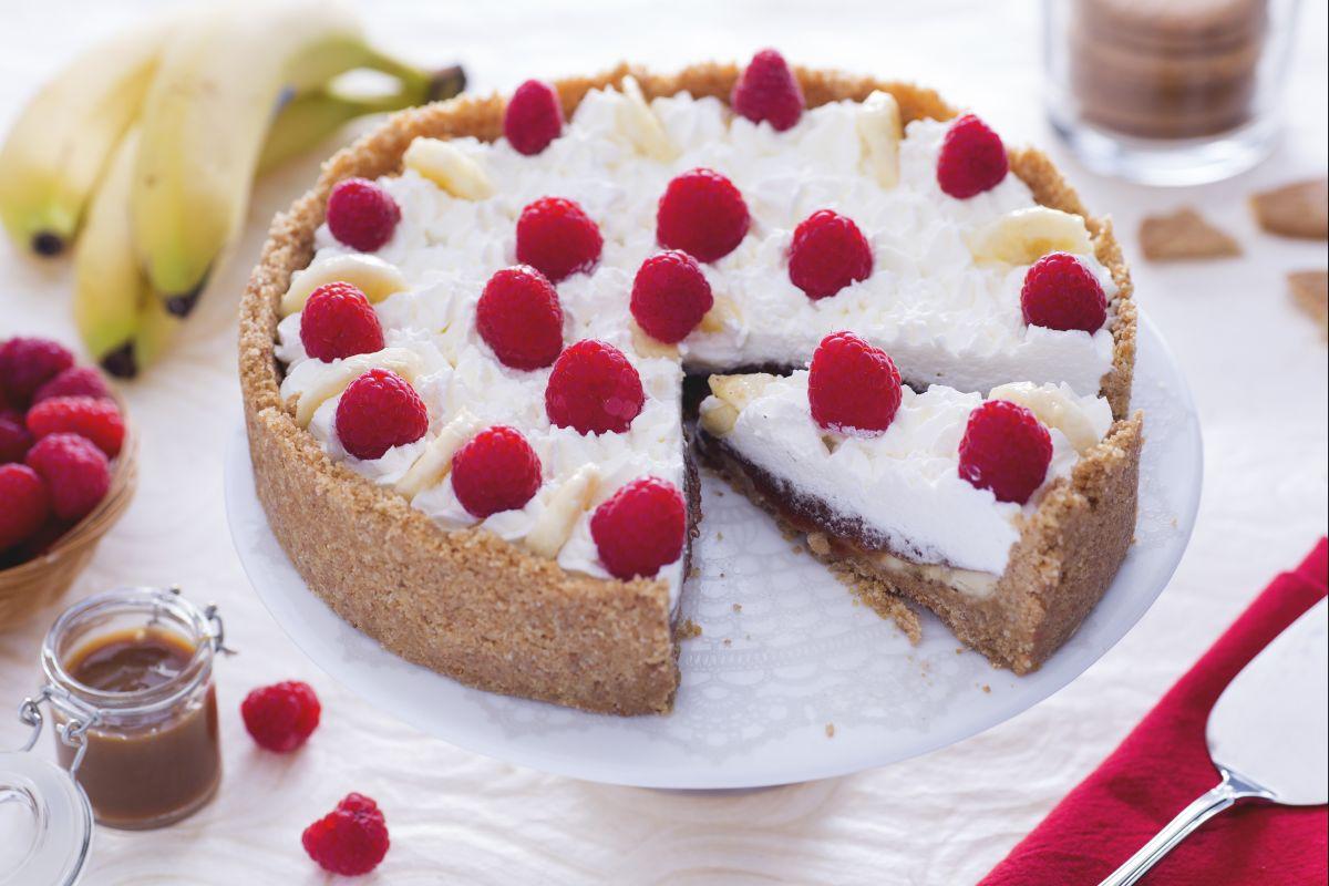 Ricetta Banoffee Pie La Ricetta Di Giallozafferano