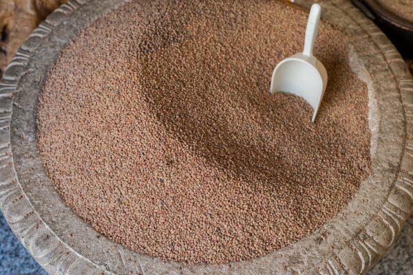 Le lenticchie di Castelluccio © Fotolia
