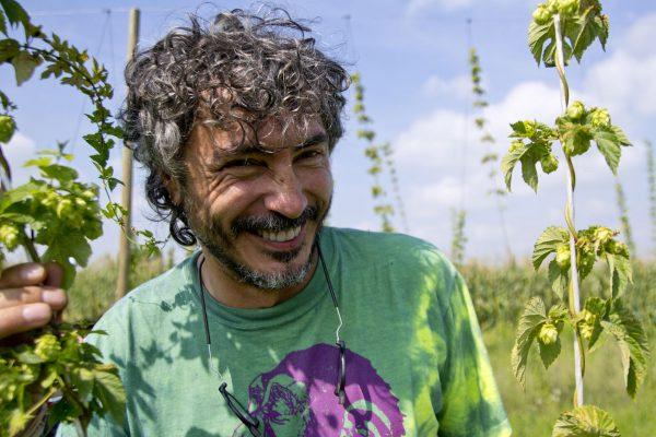 """Teo Musso, fondatore di Baladin, viene considerato  il """"papà"""" della birra artigianale italiana © Baladin"""