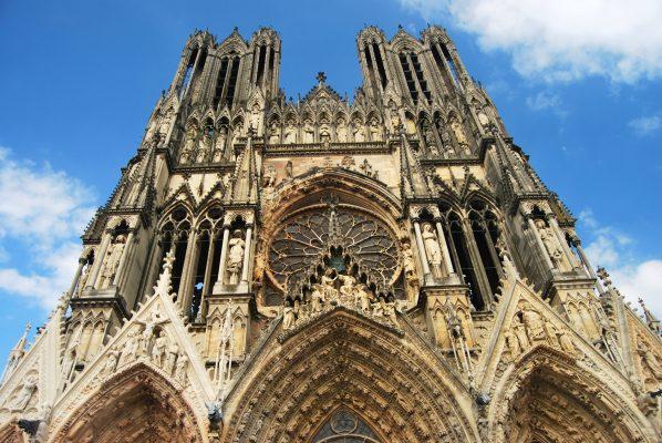 La Cattedrale di Reims © Fotolia