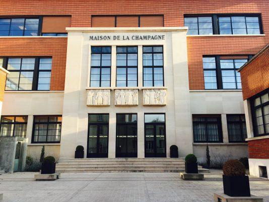 A Epernay c'è la sede del Comité Champagne, organismo che difende lo Champagne © Giallozafferano